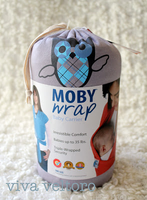 Moby Wrap Review!