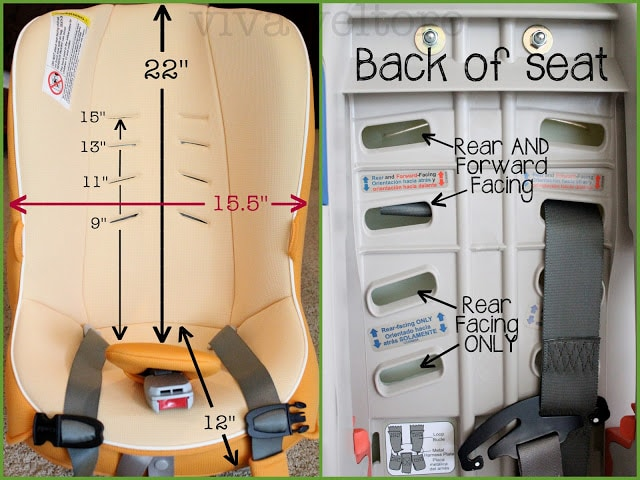 Combi Coccoro Car Seat Review