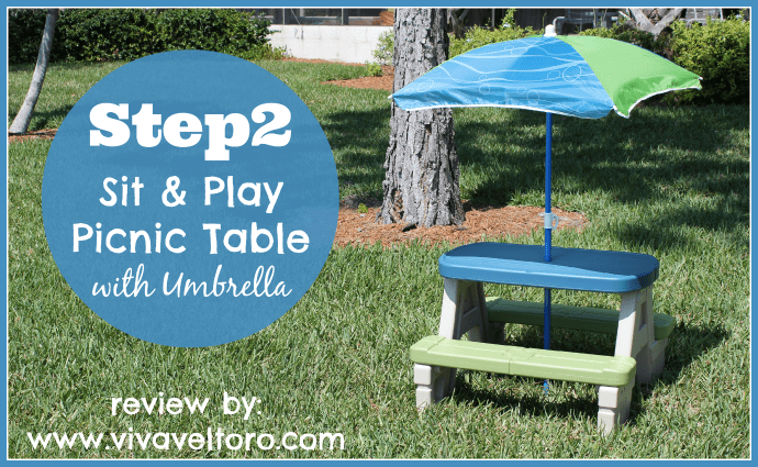 Step2 sit and play picnic table with umbrella review viva veltoro step2 sit and play picnic table with umbrella watchthetrailerfo