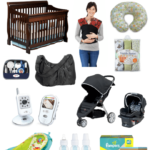 What to include on your baby registry