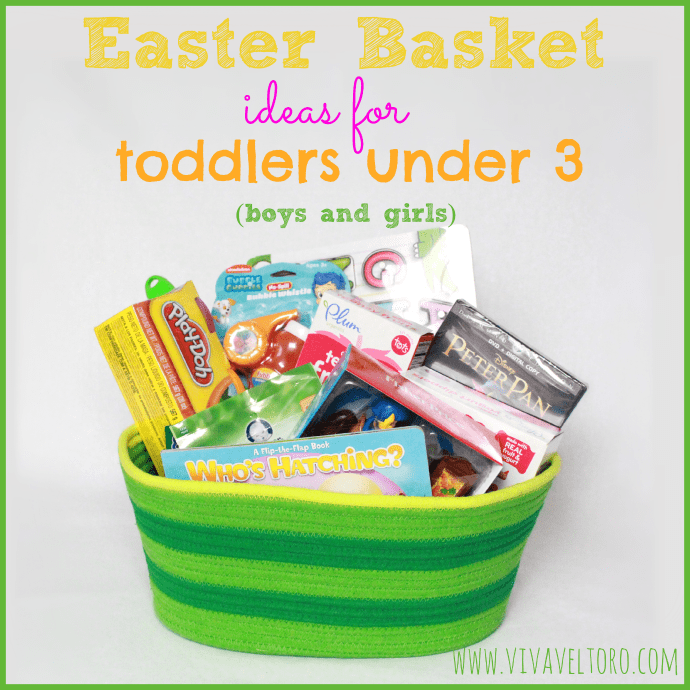 easter basket ideas for toddlers viva veltoro