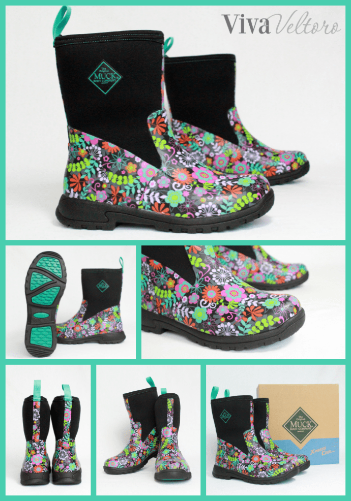 Bring in Spring with NEW Footwear from The Original Muck Boot ...