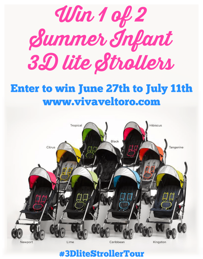 Strolling Through Fort Myers Florida With The Summer Infant 3d Lite
