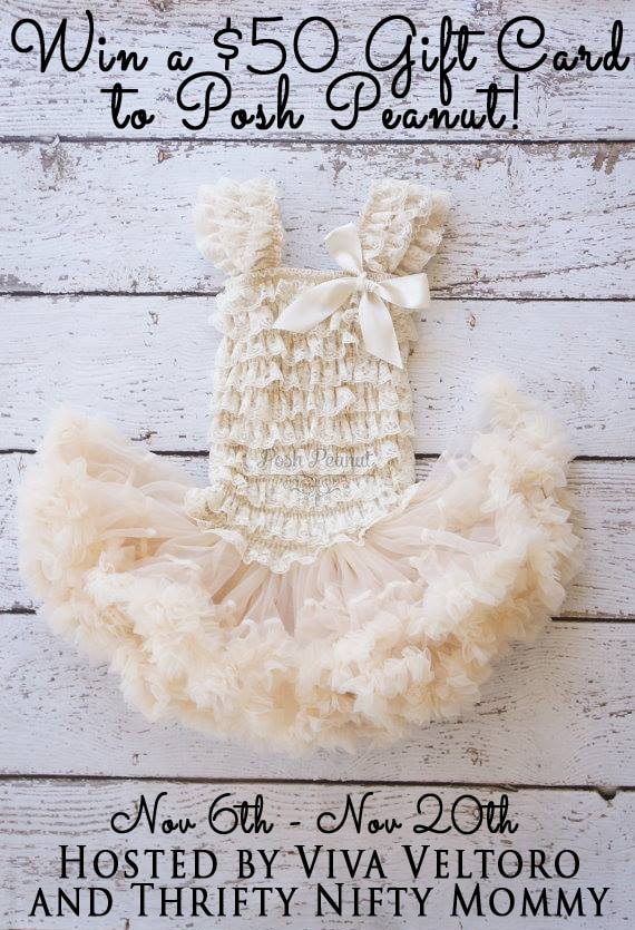 Dress Up your Girls in Posh Peanut! Review & Giveaway!