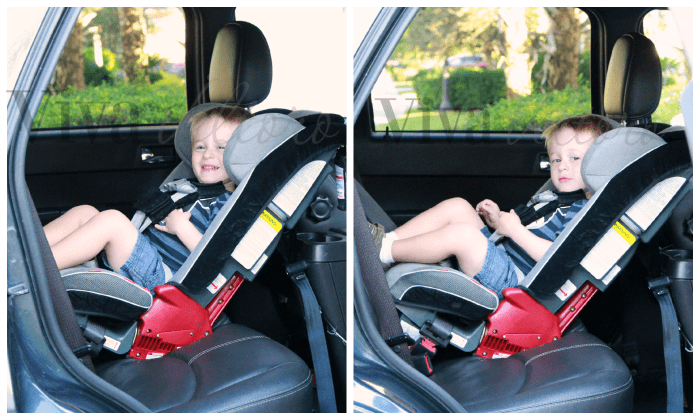 570fa7439121 8 common car seat mistakes you might be making - Viva Veltoro