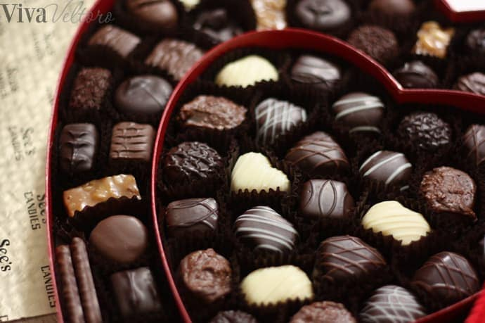 Valentine's Day with See's Candies Review & Giveaway!