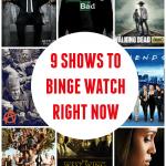 Binge Watch TV