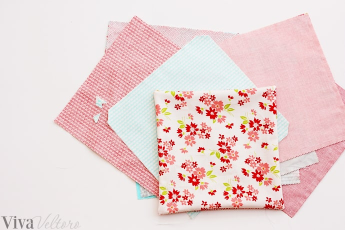 DIY 5-Minute Cloth Napkins Tutorial! - Viva Veltoro