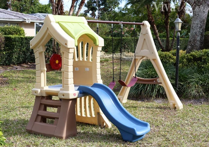Step Play Up Gym Set Review Viva Veltoro Bloglovin - Backyard jungle gyms
