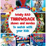 throwback cartoons