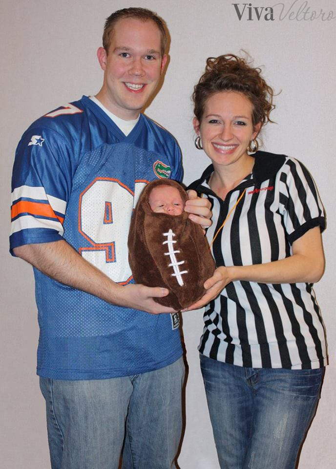 football halloween costume - Baby And Family Halloween Costumes