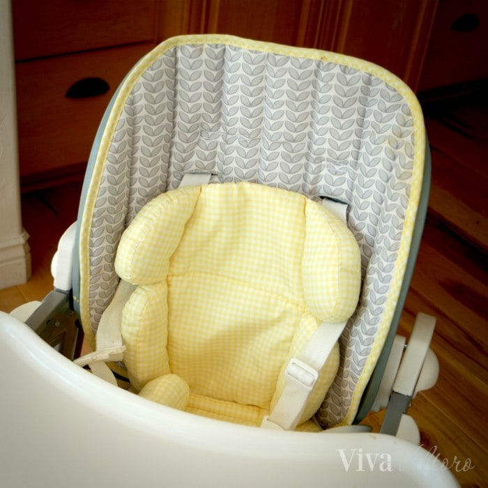 Bentwood Highchair Fabric