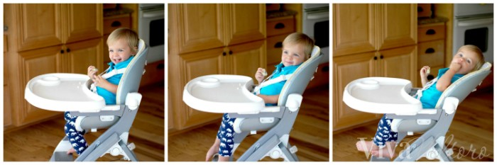 Bentwood Highchair Reline Collage