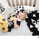 Room Makeover Reveal Monochrome Instagram-Inspired Toddler Room