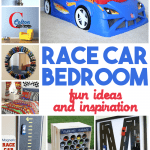 race car bedroom