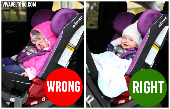 Car Seat and Coats - Let's Talk About the Do's and Don'ts! - Viva ...