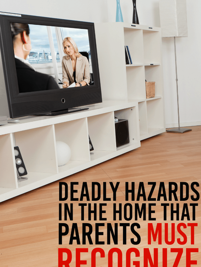 deadly hazards in the home