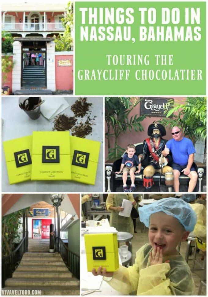 Make Your Own Chocolate at Graycliff Chocolatier in Nassau, Bahamas