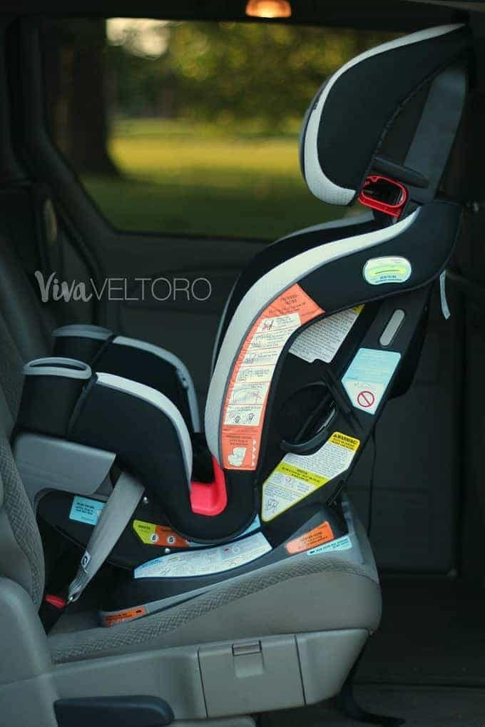 Graco Extend2fit Convertible Car Seat Review And Why Extended Rear