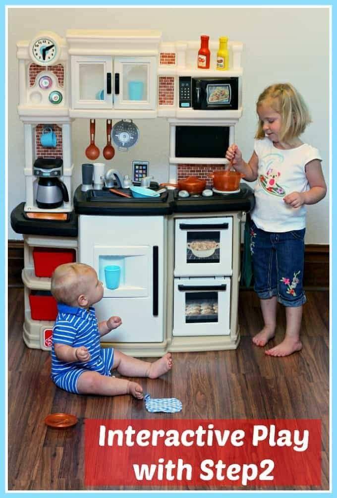 Step2 Great Gourmet Kitchen Set