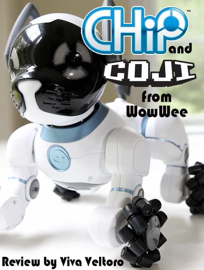 WowWee CHiP and COJI: the Hottest Robot Toys from Toys