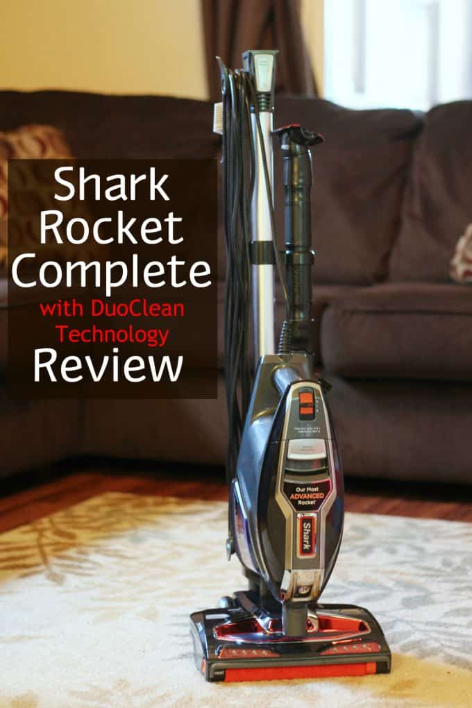 shark rocket complete with duo clean technology review - viva veltoro