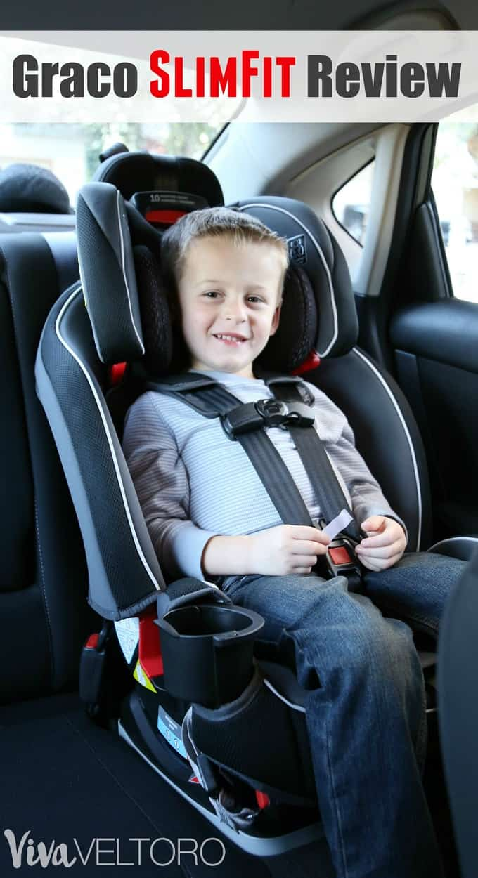 Best Slim Car Seat For Travel Graco SlimFit All In One Convertible Review