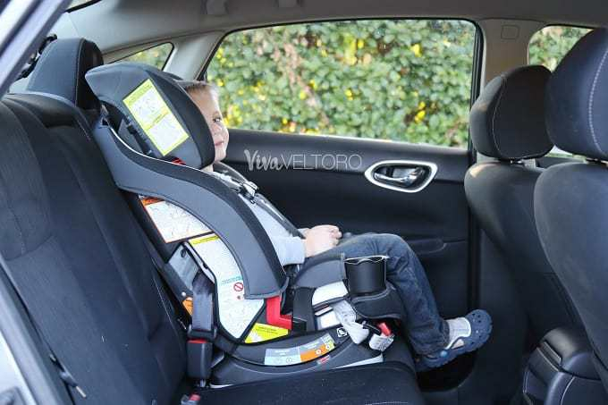 Best Slim Car Seat For Travel Graco SlimFit All In One Convertible