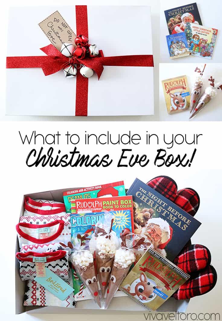 Christmas Eve Activities.Christmas Eve Box Ideas Bedhead Pajamas Viva Veltoro