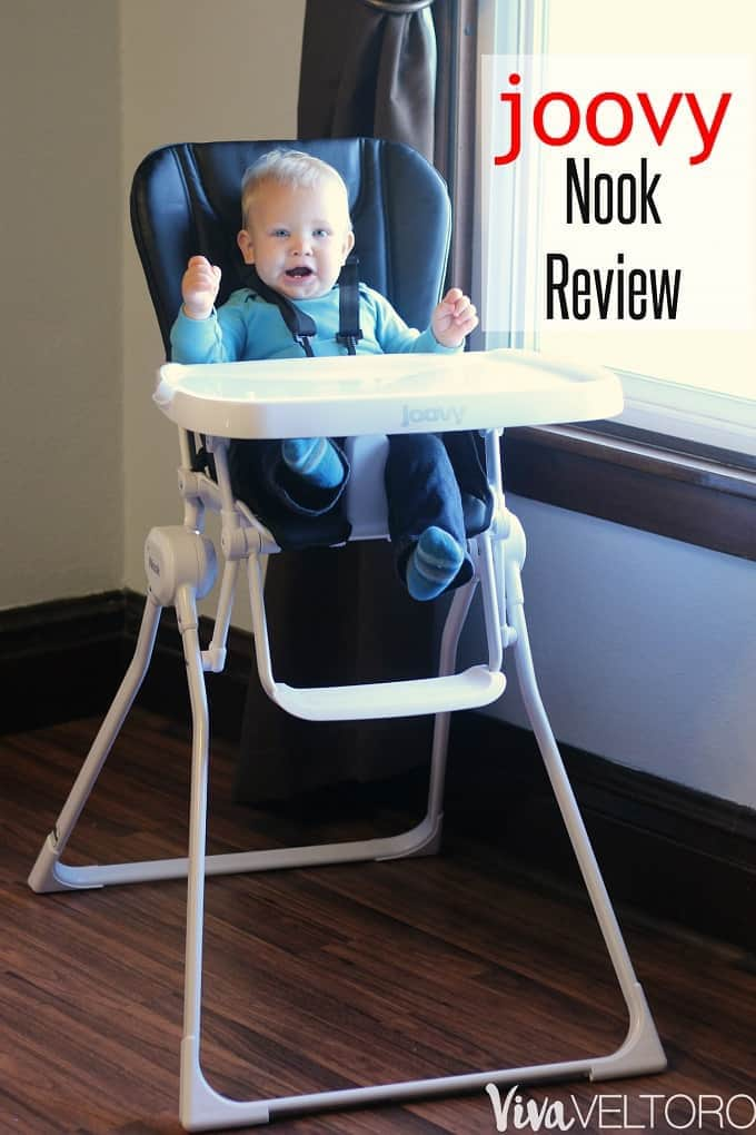 joovy nook - Space Saving High Chair