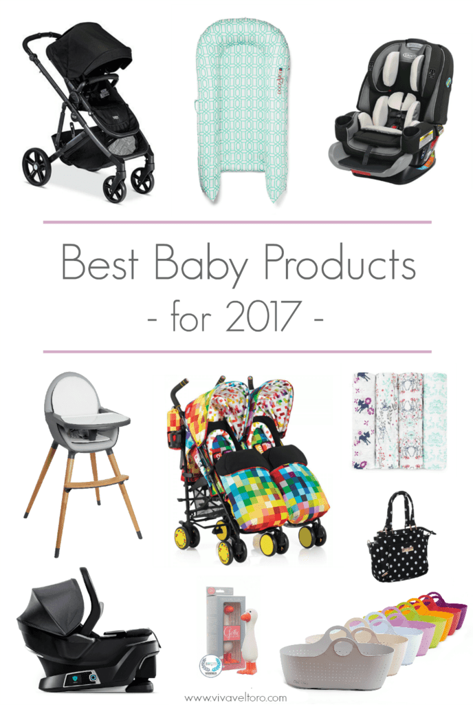 The Best Baby Products for 2017! - Viva Veltoro