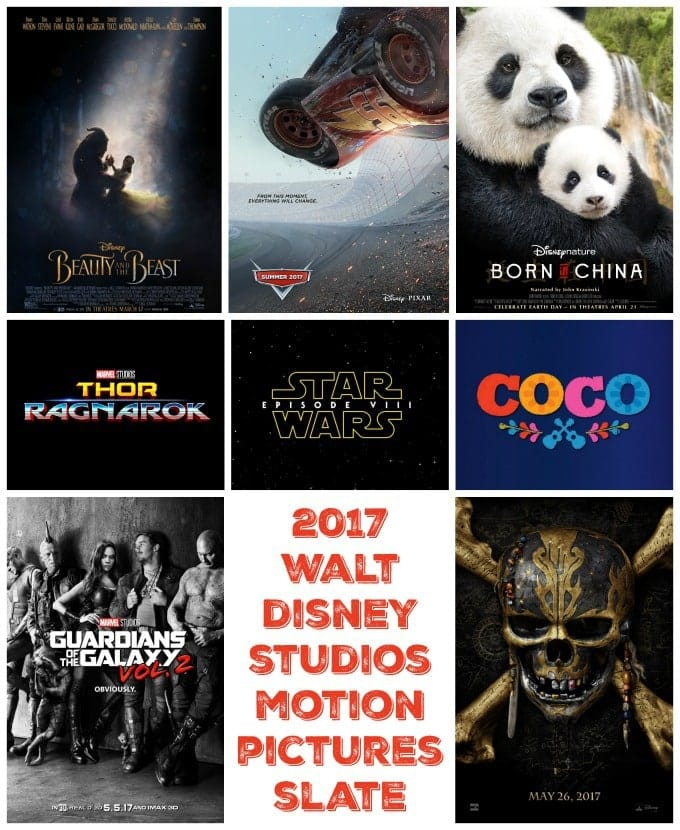 Disney Movies 2017 What S Coming From Walt Disney Studios In 2017