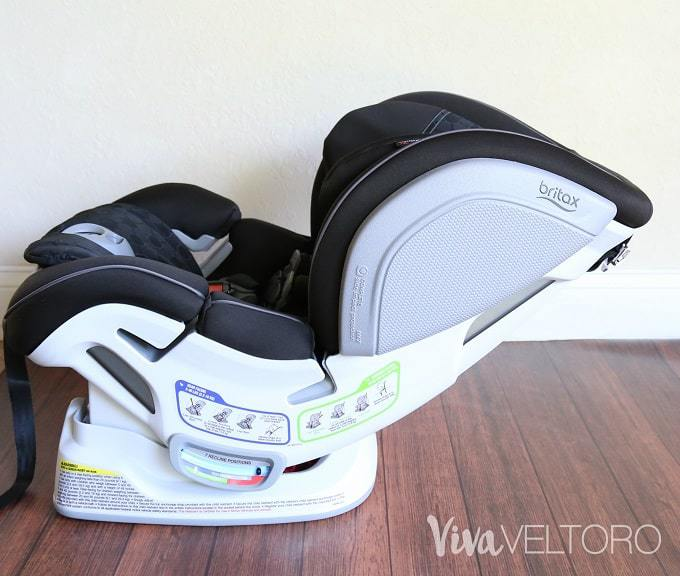 Car Seat Installation Tips And The Britax Advocate ClickTight