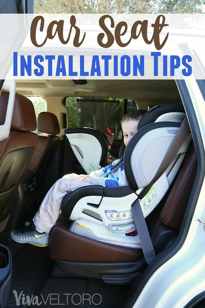 It Doesnt Matter How Safe Your Car Seat Is If Its Installed Wrong