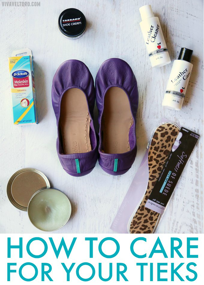 d99e4b765 How To Add Moleskin To Your Tieks Ballet Flats To Prevent Leather ...