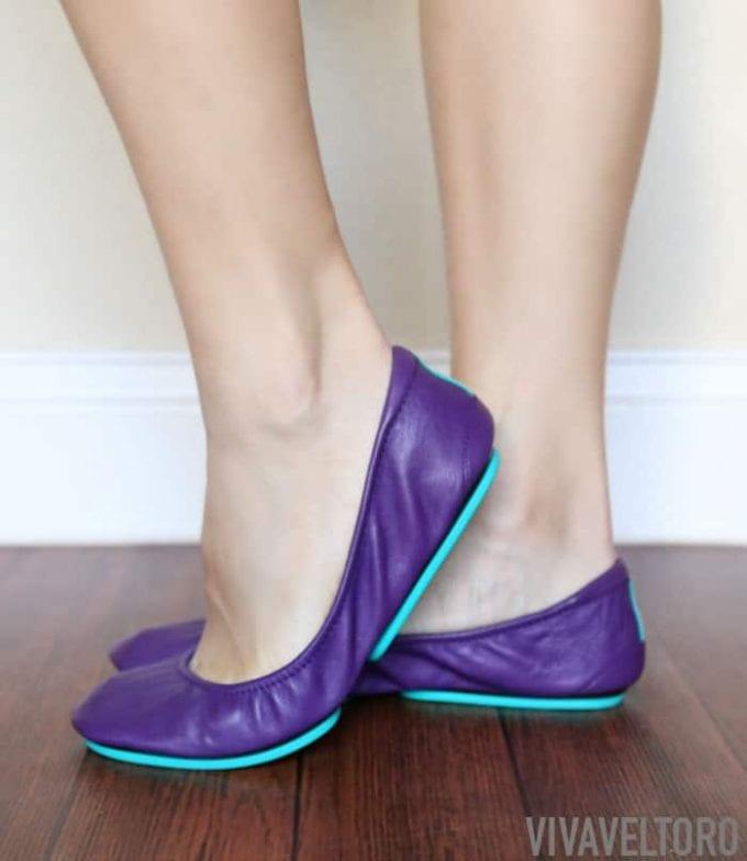 Wardrobe - Tieks Ballet Flats