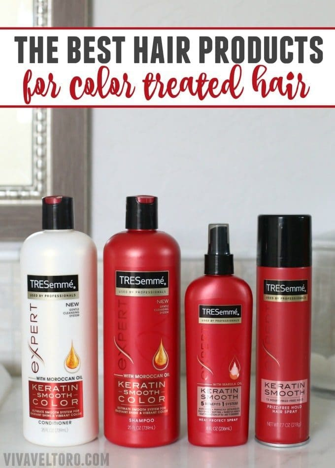 Best Hair Products For Color Treated Hair? Find Out Here ...