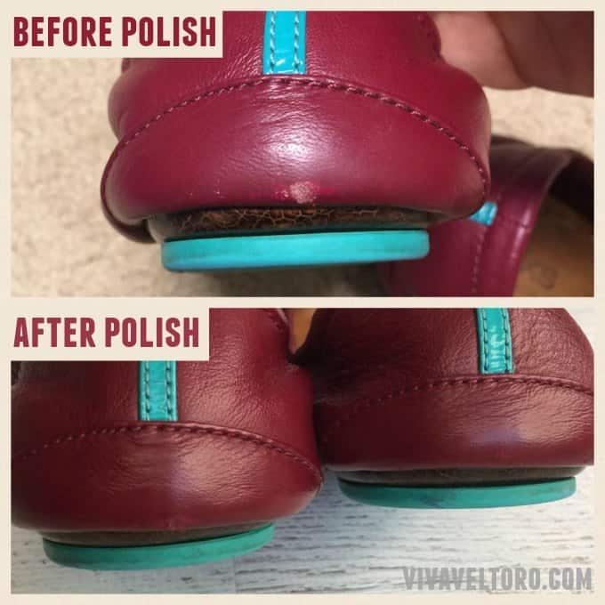 Be Sure To Check Out My Post About How Polish Your Tieks Leather Ballet Flats For A Of Color Matches