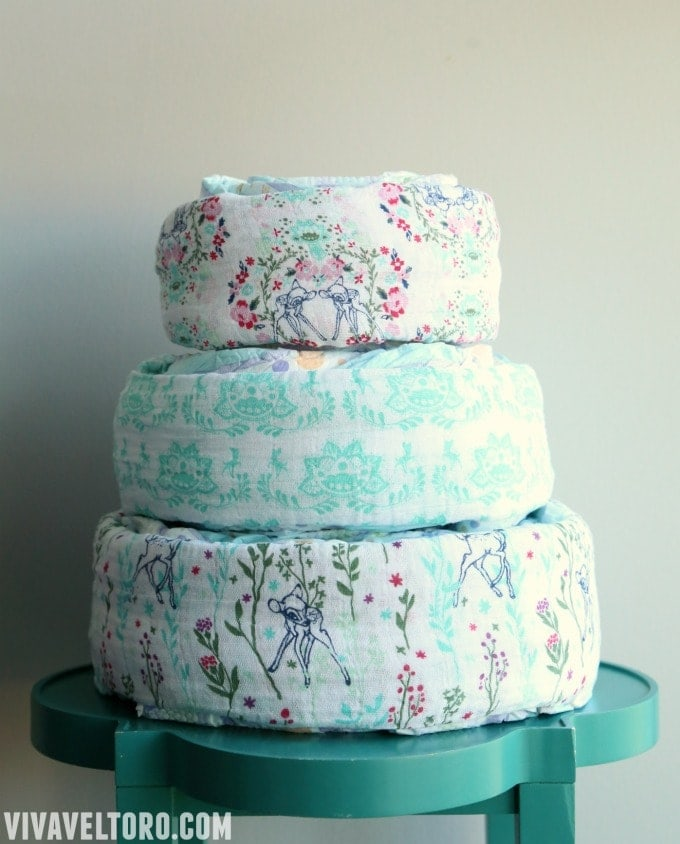 I Hope You Enjoyed This Baby Shower Diaper Cake Tutorial! Be Sure To Stock  Up On Diapers At The Samu0027s Club.