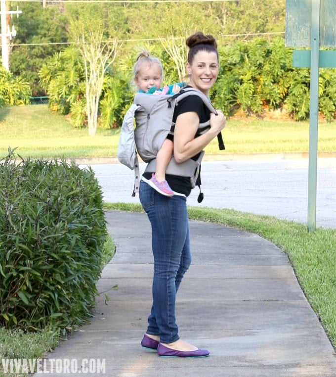 6 Reasons Why I Wear My Toddler A Look At The Lillebaby Carryon