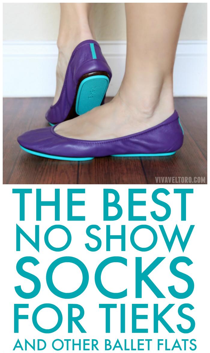 Best No Show Socks For Flats Like Tieks