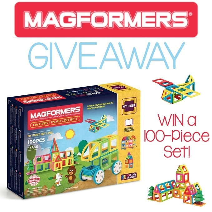 magformers giveaway