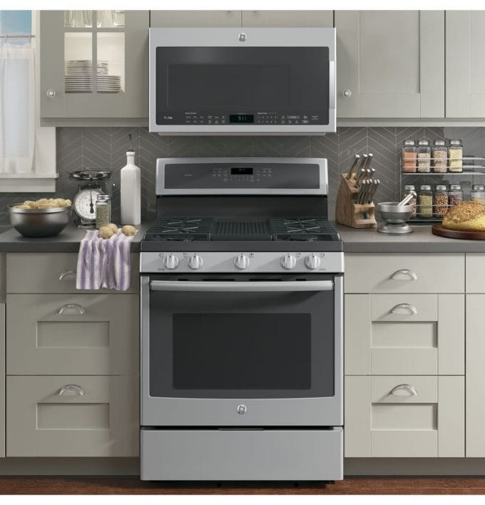 A Glimpse At My Dream Kitchen With Ge Appliances From Best