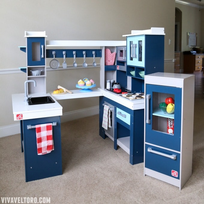 Step2 Grand Walk In Wood Kitchen For Kids Review Viva Veltoro