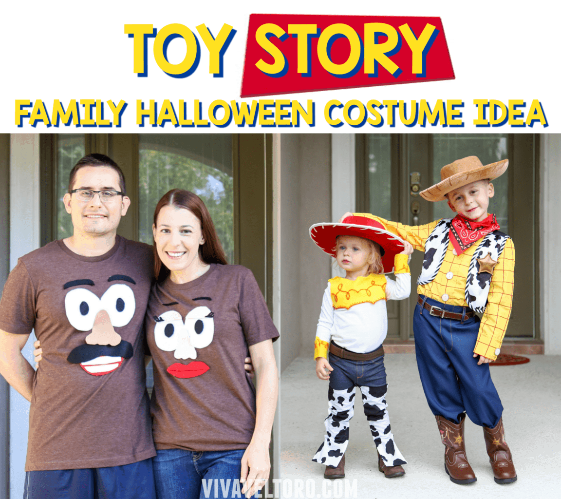 toy story halloween costumes for a family viva veltoro