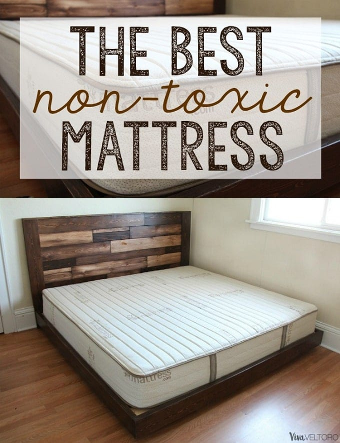My Green Mattress Review - The Best Non-Toxic Option {PLUS, a GIVEAWAY!} - Viva Veltoro