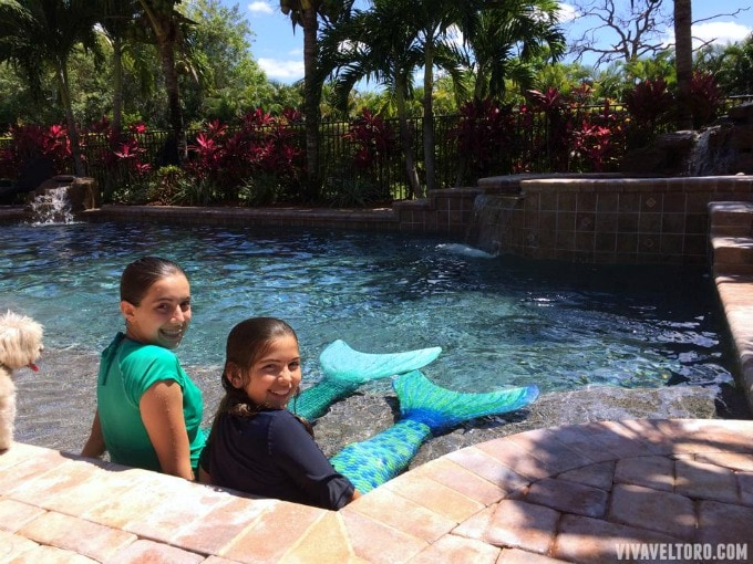 All About Fin Fun Mermaid Tails - Viva Veltoro