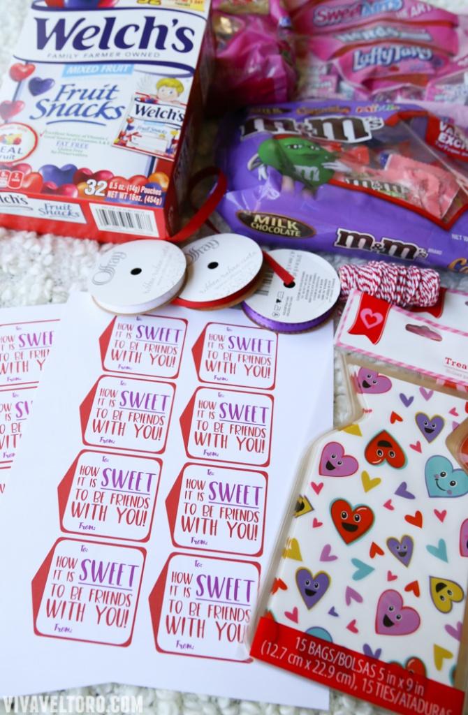 How Sweet It Is Valentine Gift Tags Printable For Kids Viva Veltoro