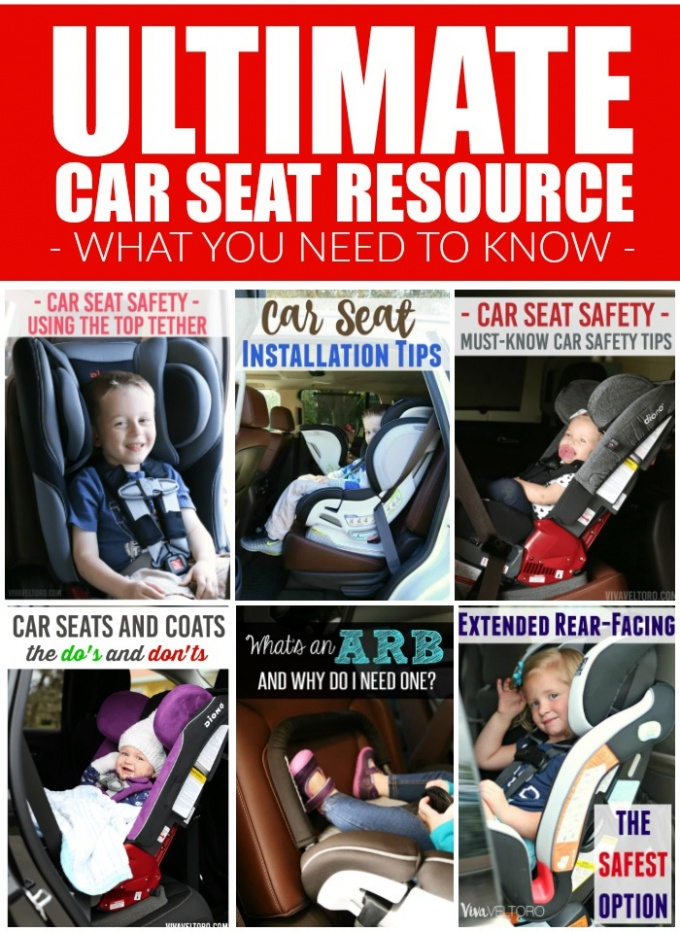 ULTIMATE Car Seat Guide with Car Seat Reviews