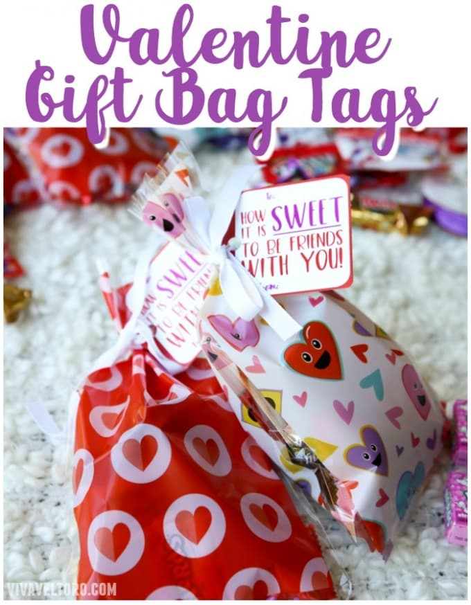 photograph about Valentine Gift Tags Printable identified as How Cute It Is! Valentine Reward Tags Printable for Small children